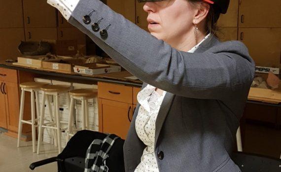 Dr. Lynn Welton tries DATCH