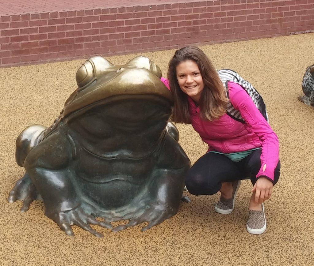 Anna_frog_Boulder