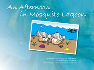 An Afternoon in Mosquito Lagoon book cover