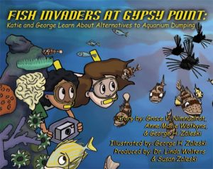 Fish Invaders at Gypsy Point book cover