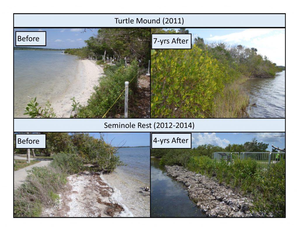Turtle Mound and Seminole Rest