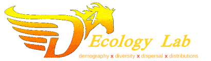 D4 Ecology Lab Logo