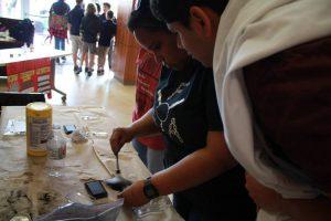 Fingerprinting demonstration