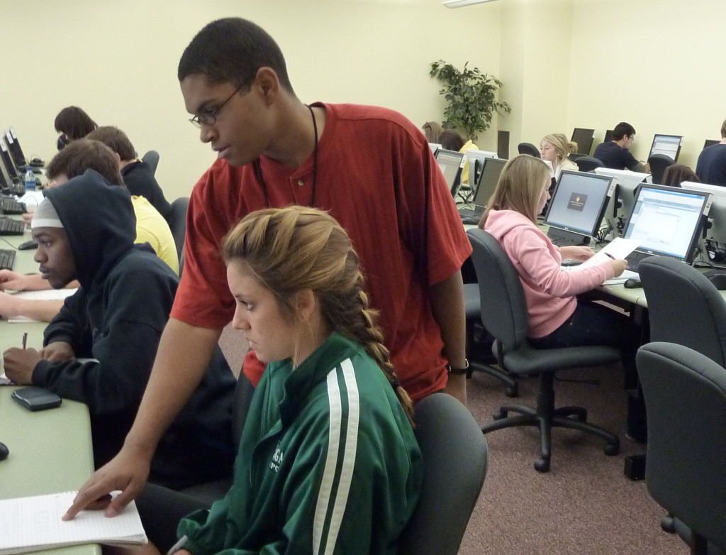 UCF MALL Math and Learning Lab provides the best student support services to UCF Intermediate, College Algebra, Trigonometry and PreCalculus students.