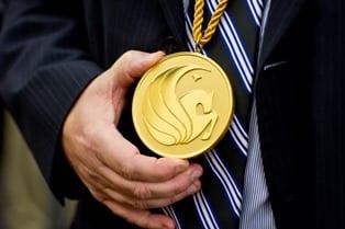 Pegasus Professor Medal