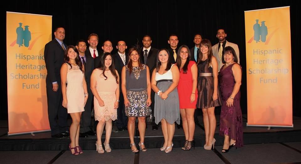 2013 Hispanic Heritage Scholarship Fund Awardees