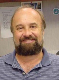 Dr. Graham Worthy, Department Chair, Biology
