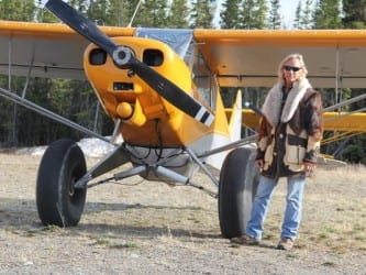 Mike Kennedy has been delivering airplanes all over the world for the past few decades. (Photo: Photo Courtesy Valerie Kennedy)