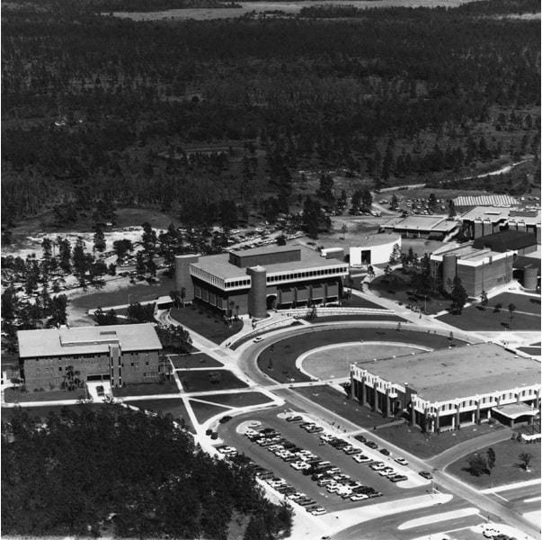 FTU Campus in the 1970's