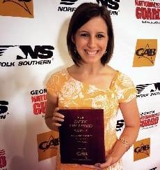 Amanda Castro - Alumni story