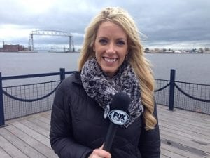 NSC alumna welcomed to Fox Sports