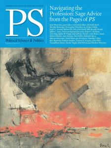 PS - Political Science & Politics