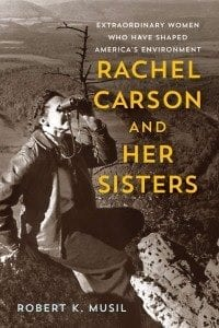 Rachel Carson and her sisters book - Musil