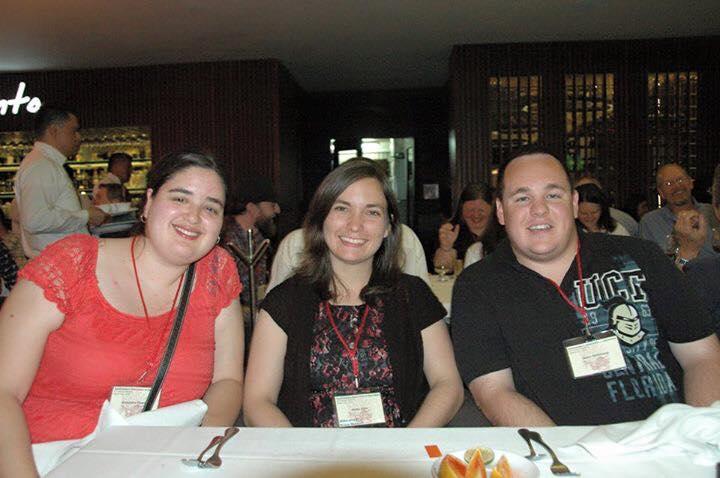 Hollis, Alejandra and Jason