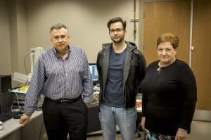 Leonid Chernyak, Jonathan Lee and Elena Flitsiyan