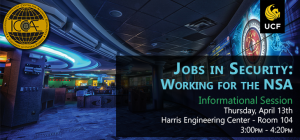 Jobs in Security: Working for the NSA