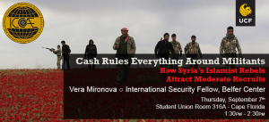 Cash Rules Everything Around Militants