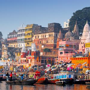 City in India