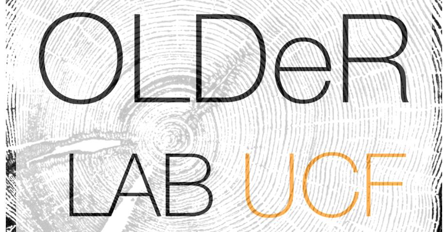 OLDeR Lab @ UCF