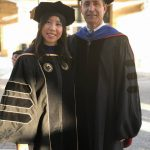 Dr. Mouloua and Dr. Jennifer Louie - 2018