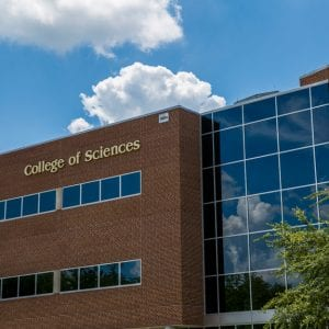 College of Sciences building