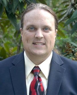 Photo of Dr. Richard Blair
